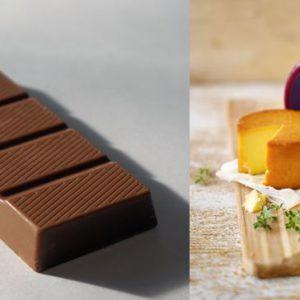 Godminster Cheese & Chocolate pairing