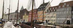View of Copenhagen - Richard from Godminster Organic Cheese