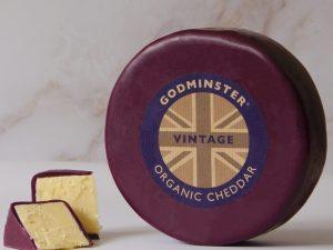 Godminster Vintage Organic Cheddar 1kg