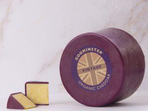 Godminster Vintage Organic Cheddar 2kg