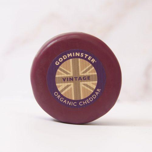 Godminster Vintage Organic Cheddar 200g