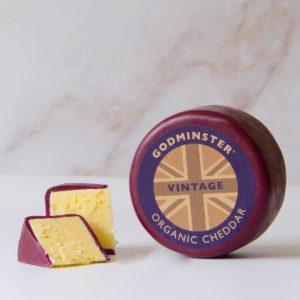 Godminster Vintage Organic Cheddar 400g