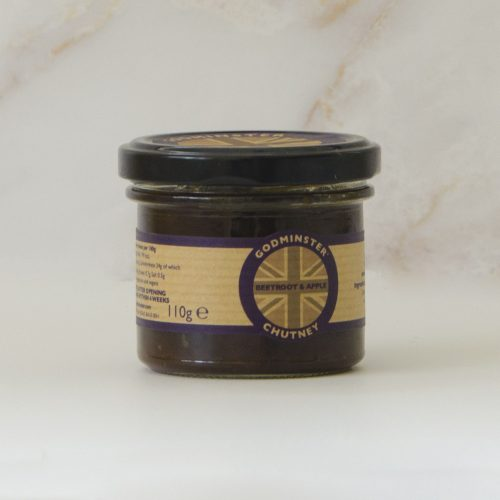 Godminster Beetroot and Apple Chutney 110g