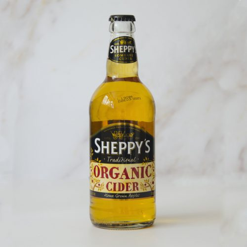 Godminster Sheppy's Organic Cider