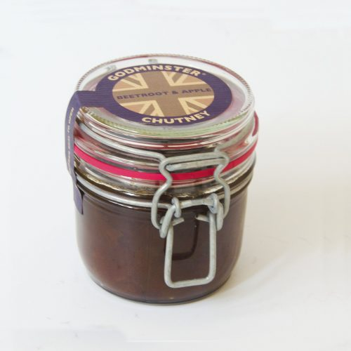 Godminster Beetroot and Apple Chutney 235g