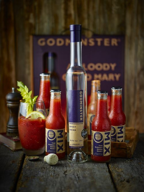 Bloody Good Mary Gift Set Life Style