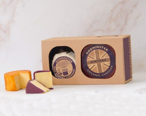 Cheddar Combo - Round web