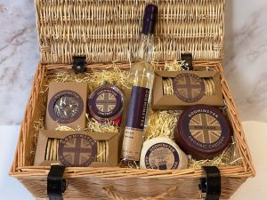 Godminster Hamper with Elderflower Vodka