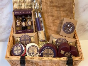 Godminster Ultimate Hamper with Elderflower Vodka
