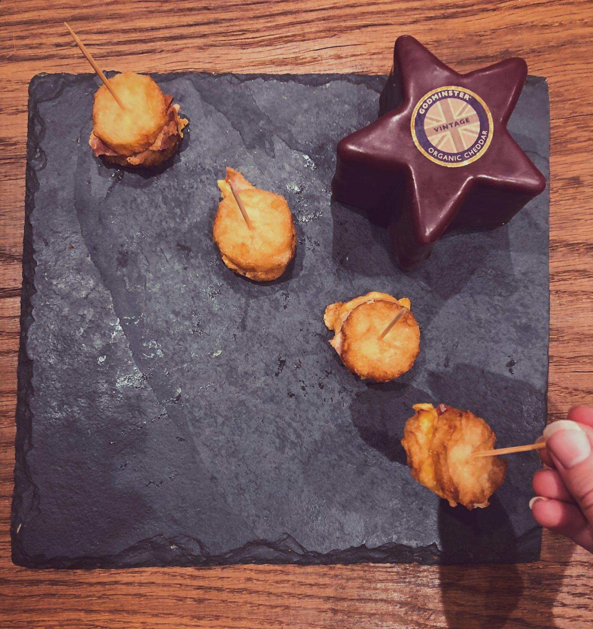 Godminster Potato Rosti Stacks With Cheddar & Bacon