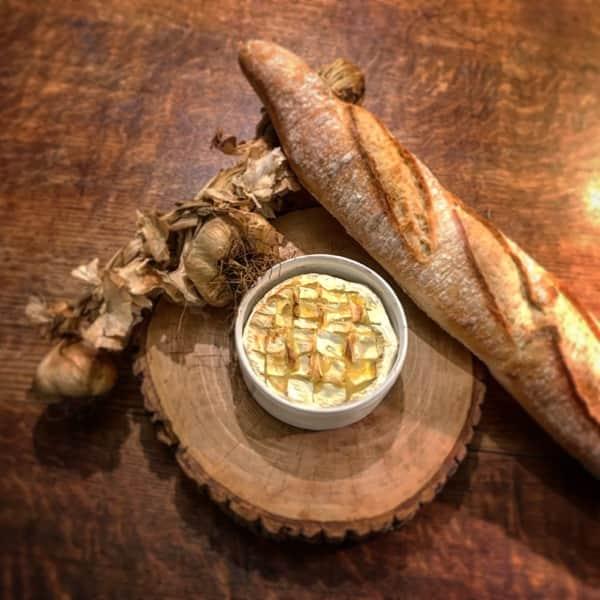 Godminster Simple Baked Brie