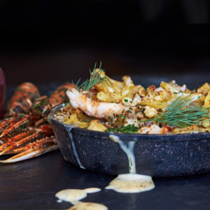 Godminster Lobster & Dill Mac 'n' Cheese