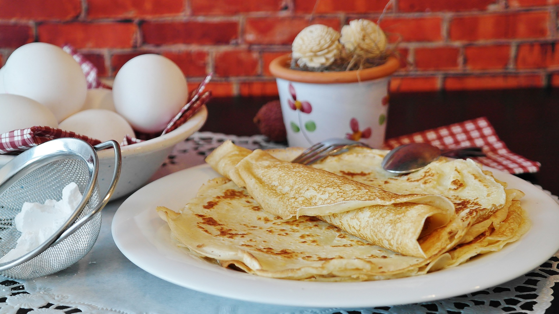 Godminster Cheesy Pancakes