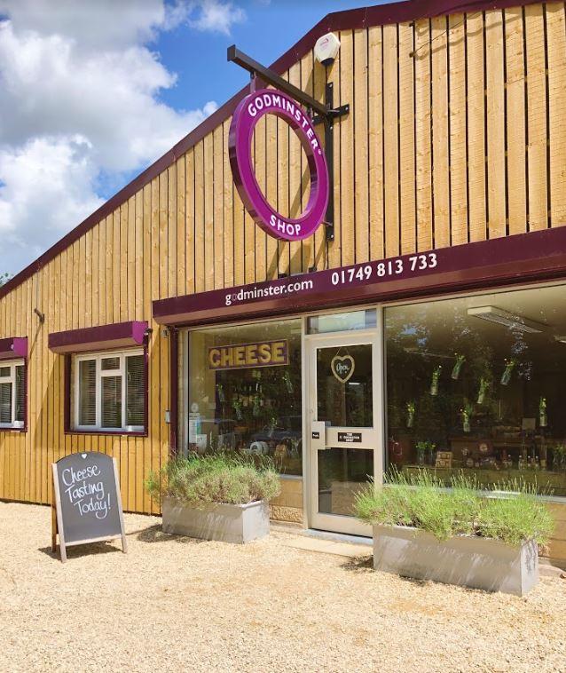 Godminster Bruton Shop Front