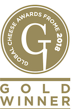 Godminster Global Cheese Awards Gold Award Winner