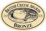 British Cheese Awards Bronze