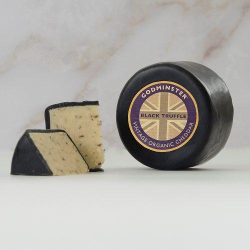 Black Truffle Cheese