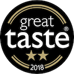 Great Taste Awards 2018 Two Star