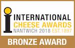 International Cheese Awards 2018 Bronze Award