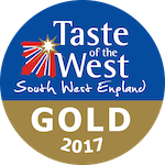 Godminster Taste of the West Awards 2017 Gold