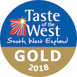 Godminster Taste of the West Awards 2018 Gold