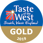 Godminster Taste of the West Awards 2019 Gold