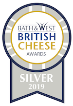 Godminster British Cheese Awards Silver 2019