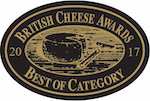 Godminster British Cheese Awards Best of Category Winner