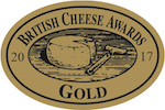 Godminster British Cheese Awards Winner Gold 2017