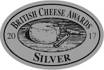 Godminster British Cheese Awards 2017 Silver