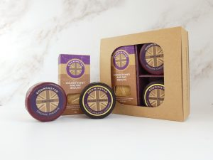 Cheddar and Truffle Signature with Round