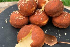 Truffle doughnuts