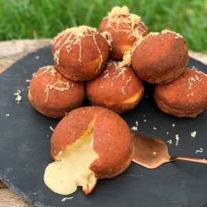 Godminster Black Truffle Doughnuts by Steve James