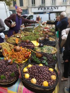 olive stall