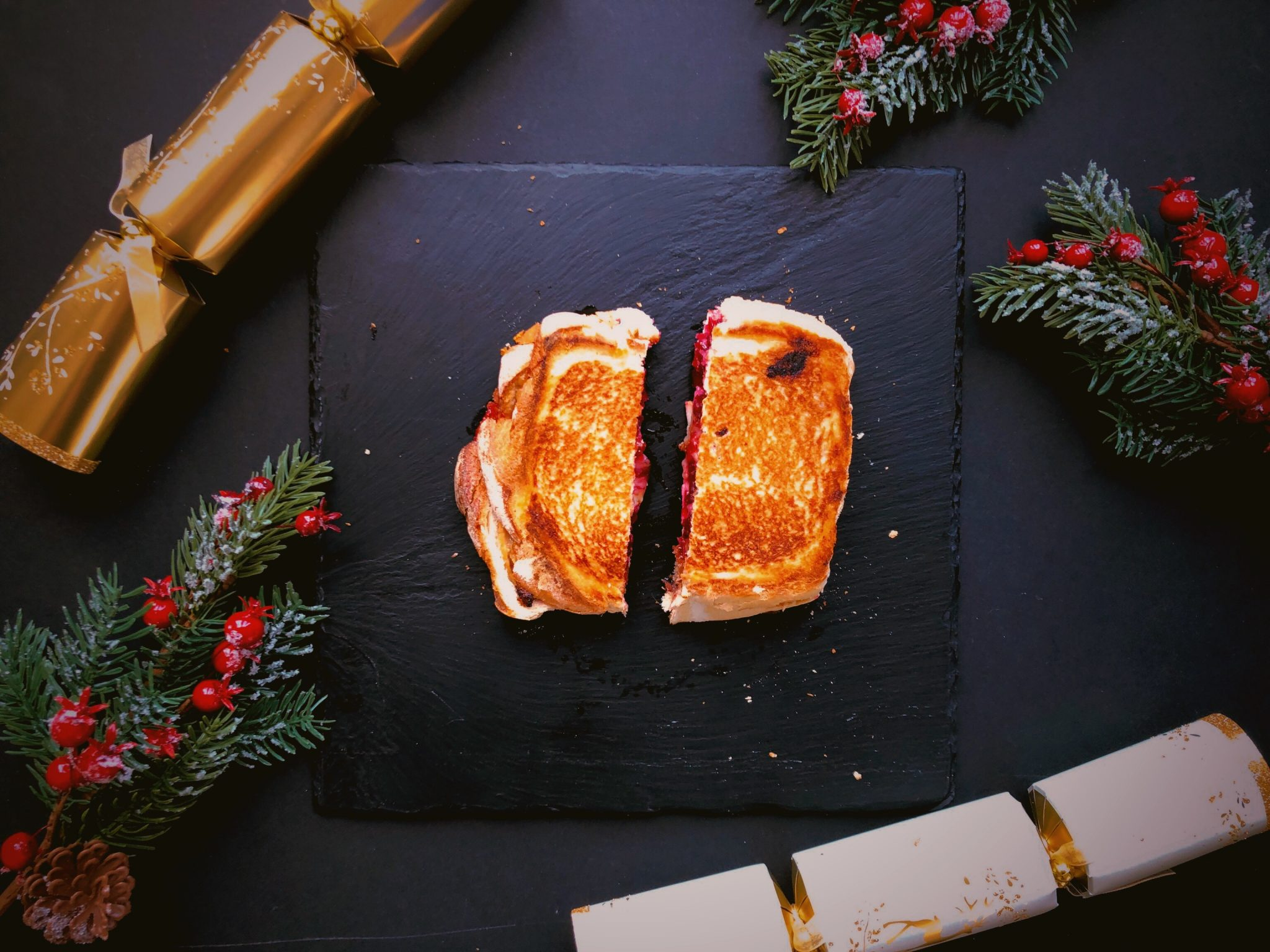 Godminster Vintage Organic Ultimate Christmas Leftover Toastie