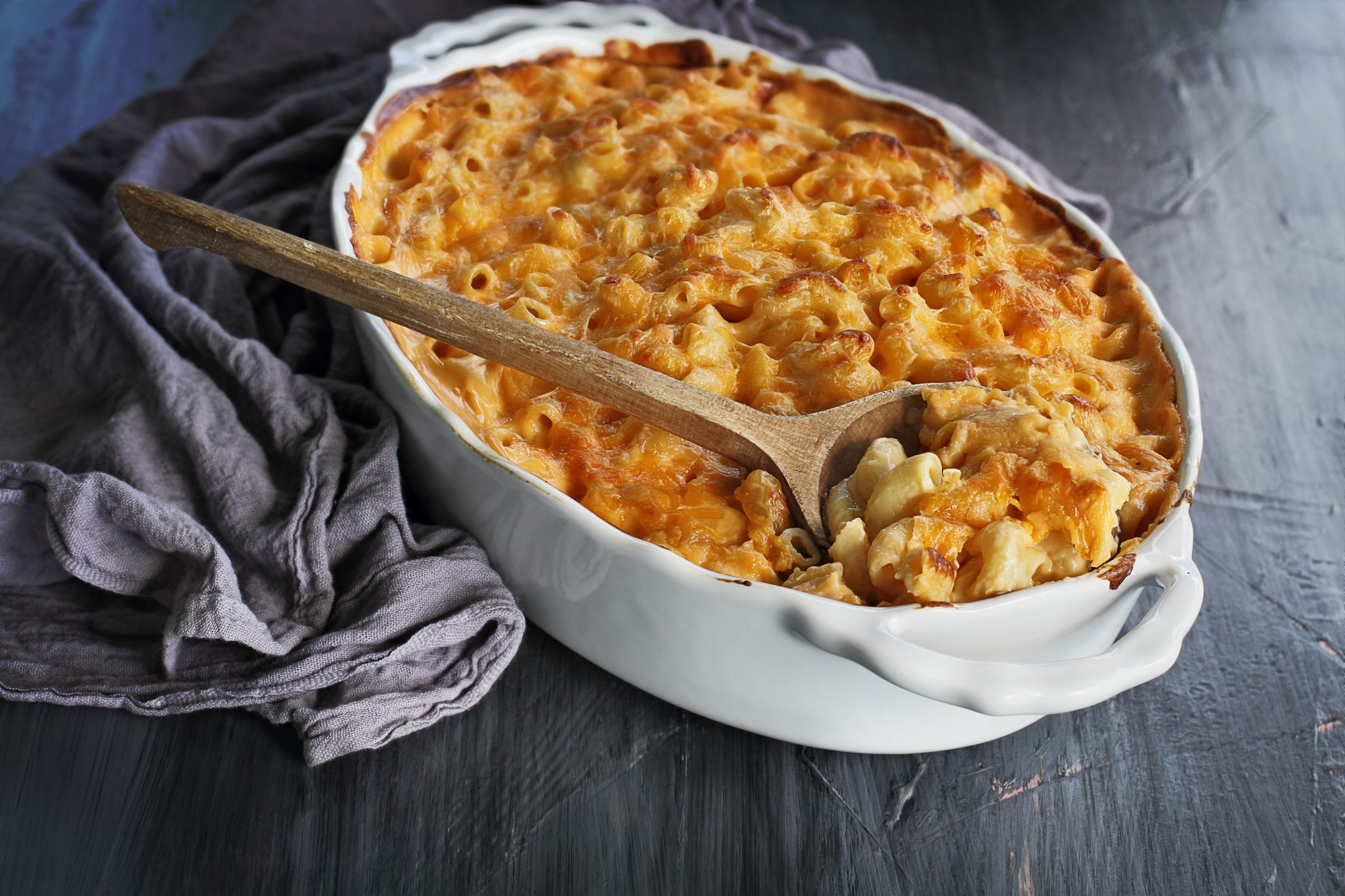 Godminster Four Cheese Truffle Mac and Cheese