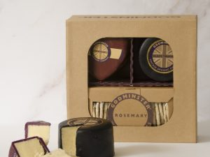 Godminster Black Truffle Signature Selection Gift Set - Heart