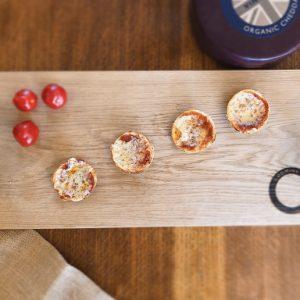 Godminster Mini Tortilla Wrap Pizzas