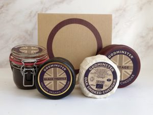 Cheese Board Gift Set - 2kg Box - Round