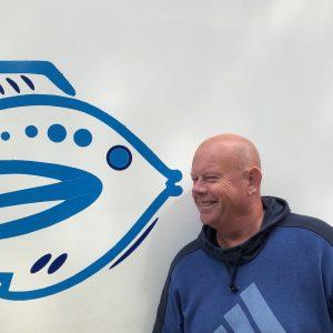 John the Godminster Friday Fish Van Man