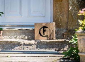 Coombe Farm Organic delivery Box