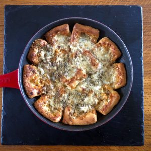 Godminster Cheddar Pizza Bread