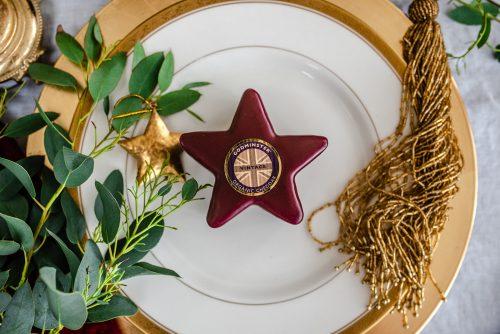 Star-Shaped Vintage Organic Cheddar