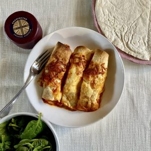 Godminster Enchilada Recipe