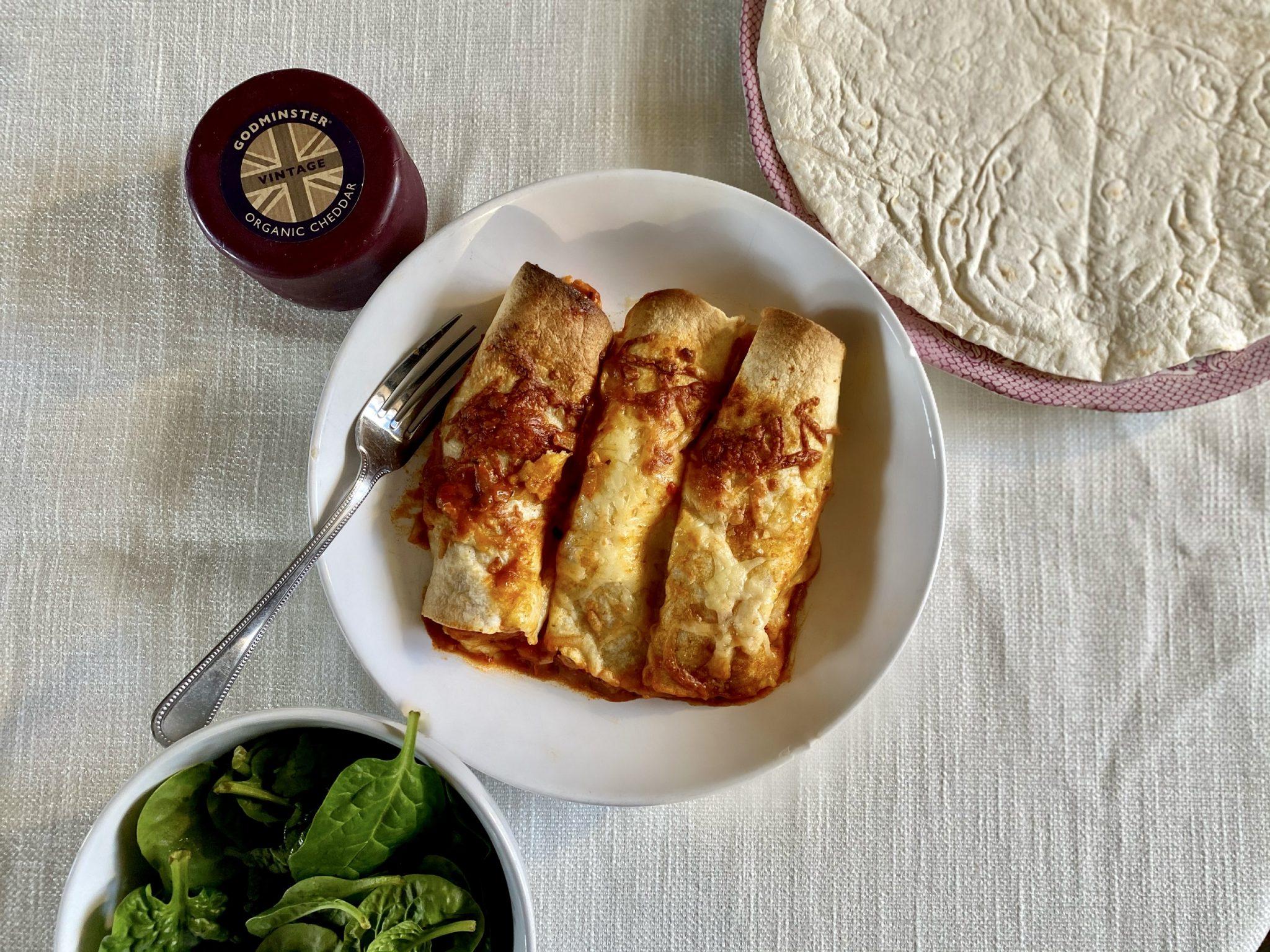 Godminster Enchilada Recipe