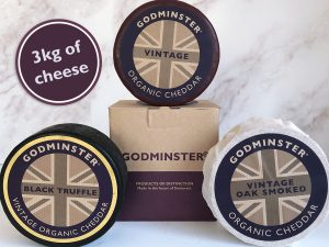 Christmas Cheese - Ultimate Triple Cheddar Gift