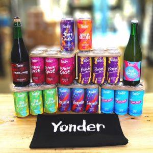Yonder Brewery Comp