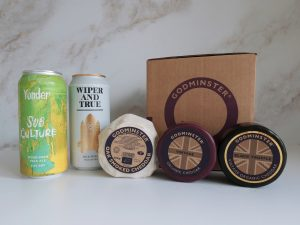 Craft Beer and Cheddar Gift Set