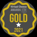 Gold Virtual Cheese Awards 2021