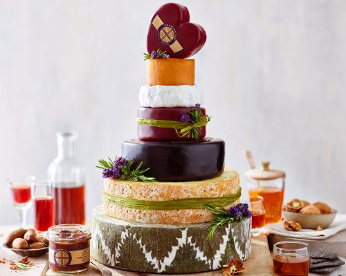 Godminster Banquet Cheese Cake